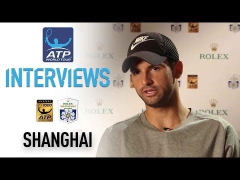 Dimitrov Reflects On Querrey Win At Shanghai 2017