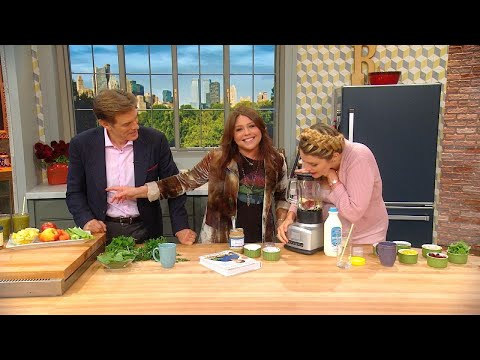 Daphne Oz Shares The Best Food For Morning Sickness