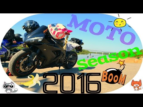 ♛ Motorcycle Season 2016 ✉ Moscow ♛