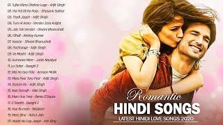 Top Hindi Heart Touching Songs 2020 - Arijit Singh/Neha Kakkar/Atif Aslam - New Bollywood Love Songs