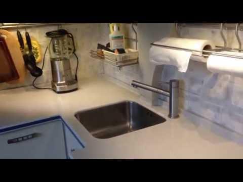 Дизайнерская кухня в хрущевку (отзыв от Марии)