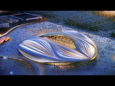 FIFA  WC 2018 || STADIUMS with seating capacity || RUSSIA