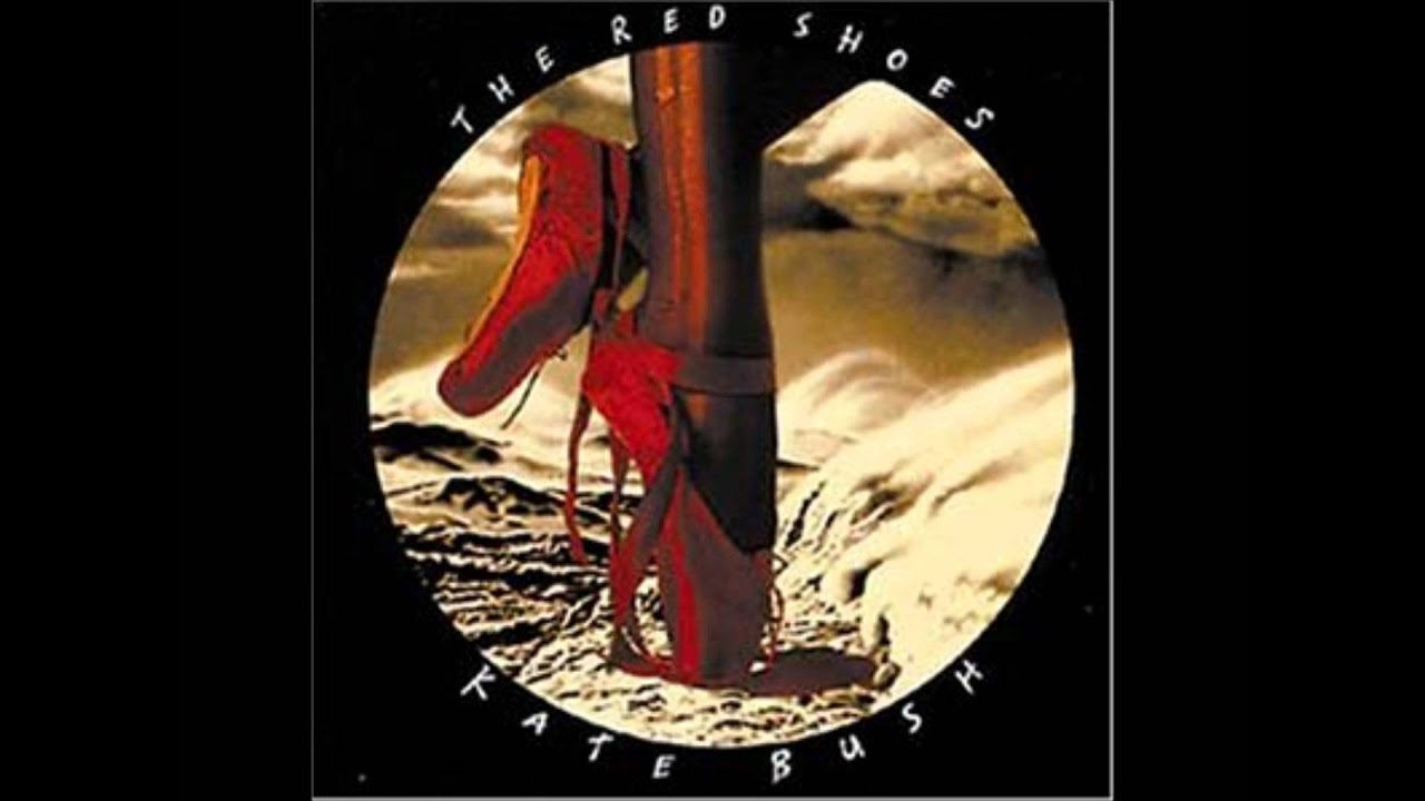 Kate Bush- The red shoes