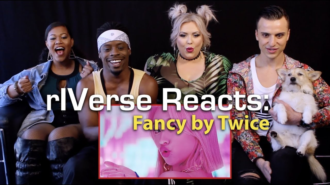 rIVerse Reacts: Fancy by Twice - M/V Reaction