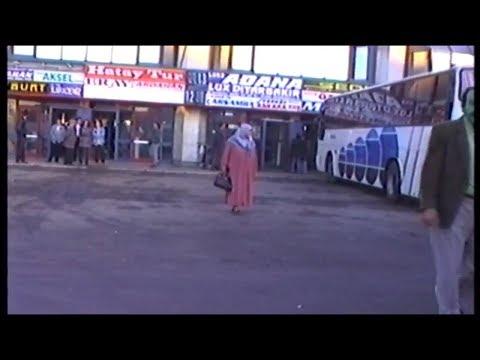 1996 İSTANBUL Esenler Otogarı