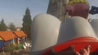 Wunderland Kalkar - Kernie´s Familienpark - Flying Elephant - onride