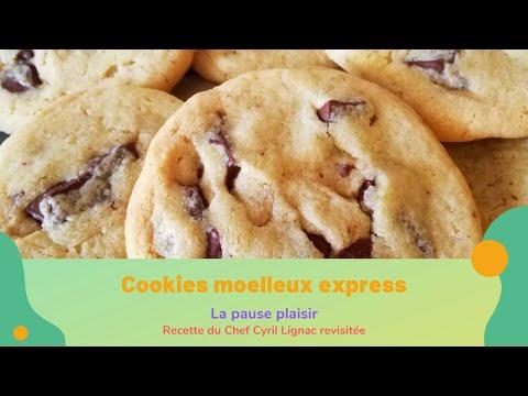 #cuizinezen:-cookies-délicieux-et-super-moelleux-express-😍