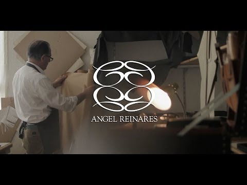 "Angel Reinares - ""My lifetime passion"" (Luxury Spanish Handbag Designer)"