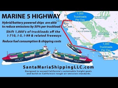 Santa Maria Shipping LLC