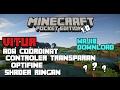 Texture Pack Paling Lengkap Dan Keren?!! - Minecraft PE