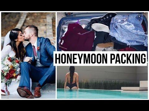Packing for Honeymoon: Travel Tips & Tricks