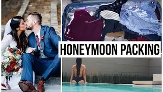Packing for Honeymoon: Travel Tips & Tricks