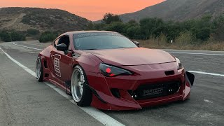 Building A Scion FRS In 10+ Minutes!