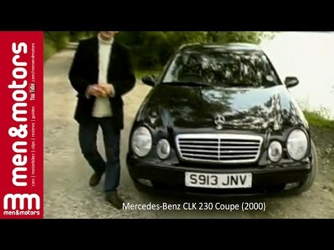 Mercedes-Benz CLK 230 Coupe Review (2000)