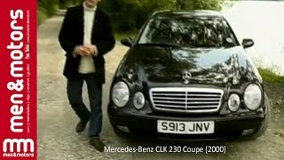 Mercedes-Benz CLK 230 Coupe Review (2000)