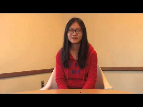 Interview with Tiffany Xu -- Experiences with Minority Languages