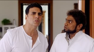 Kutte Ka Naam Entertainment Kyun? - Its Entertainment Dialog Promo | Akshay Kumar, Johnny Lever