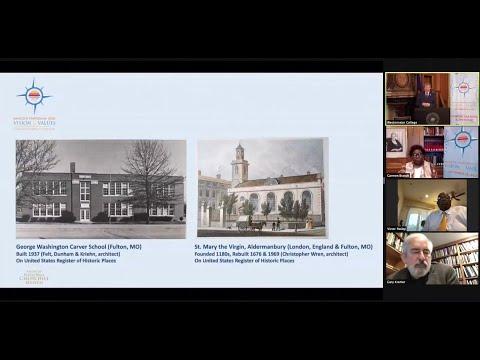 Our Buildings Shape Us:A 2020 Vision–Fulton's Carver School & St. Mary | ANCM+Hancock Symposium 2020