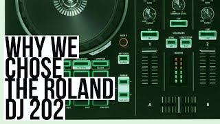 Why We Chose the Roland DJ-202