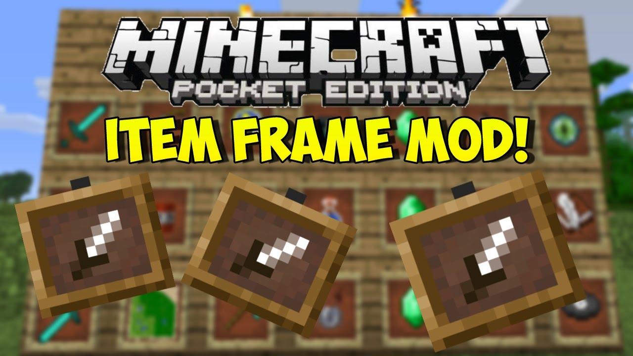 Fantastic How To Make An Item Frame In Minecraft Mold - Framed Art ...