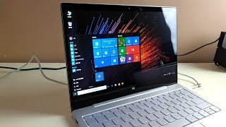 обзор Xiaomi MI Notebook Air 12.5 ноутбук для путешествий
