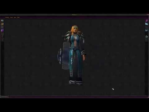 Sexy Priest Transmog (World Of Warcraft)