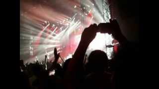 ヴァンヘイレン20130626大阪市中央体育館ライヴ映像.