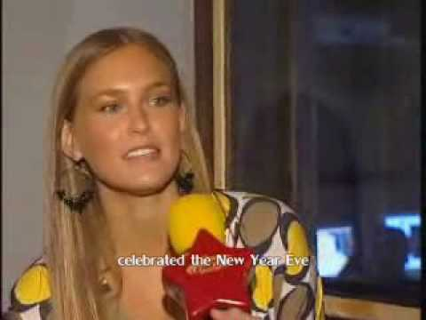 Bar Refaeli in Exclusive Interview Plus Translation