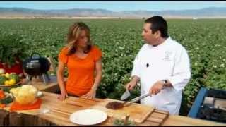 Bringing It Home- Chef Stephen Kalil- Citrus Marinated Grilled Flank Steak