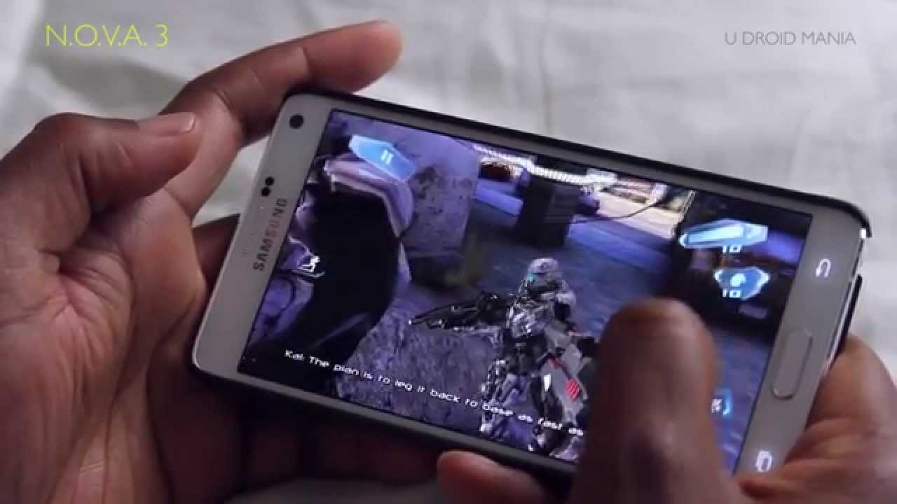 Top android gaming apps for samsung galaxy s3 – top apps.