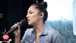 Andra - Acele (cover Carla's Dreams) Live Kiss FM