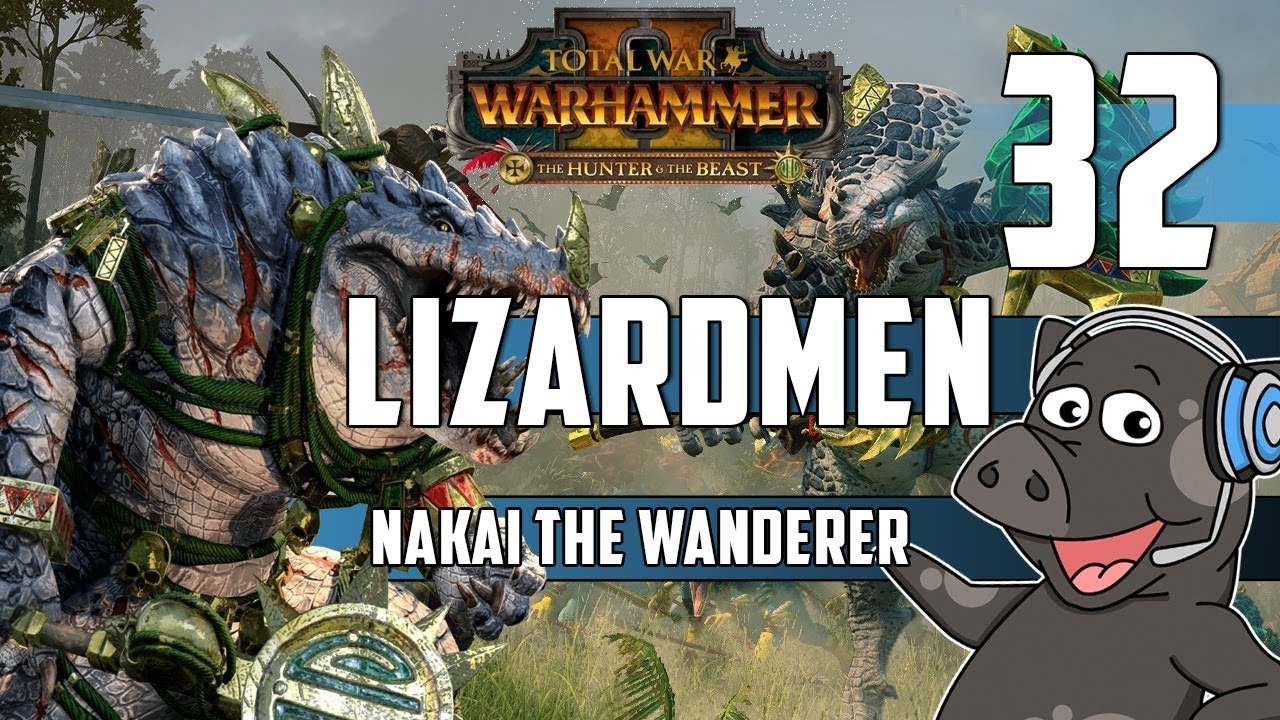 A Beach Head Total War Warhammer 2 Nakai The Wanderer Legendary Lizardmen Campaign Ep 32 Youtube In their most recent expedition, the wanderers have been besieged by attacks from the unfettered hai. youtube