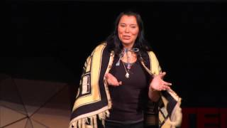 Language is Our Life Line | Joye Walkus | TEDxVictoria