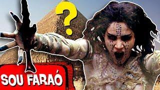"""15 ERROS históricos ABSURDOS em """"A Múmia"""" ❌ 💀"""