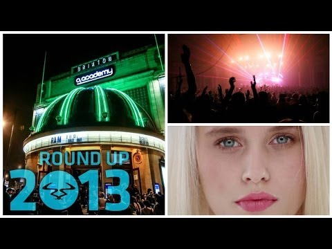 RAM Records - 2013 Round Up