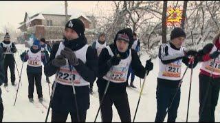 видео Ходьба и бег на лыжах. Основы похудения. Техника выполнения