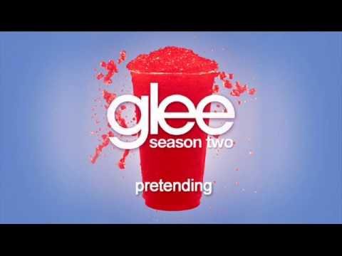 GLEE - Pretending (ORIGINAL SONG / HD Full Studio)