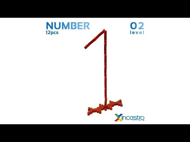 INCASTRO | Level 2 | Number 1