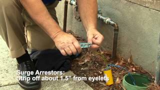 Install a Surge Arrestor in the Field