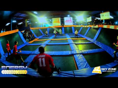 SkyZone Winnipeg - Energy 3D Dodgeball League
