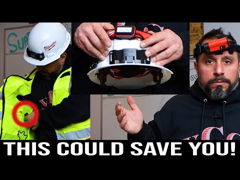 Milwaukee Tools New Safety Equipment Can Save Your A****