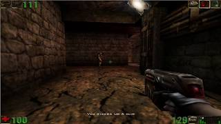 UNREAL (GOLD) (1998) - First Few Levels @ [4K] Gameplay - (No Commentary)
