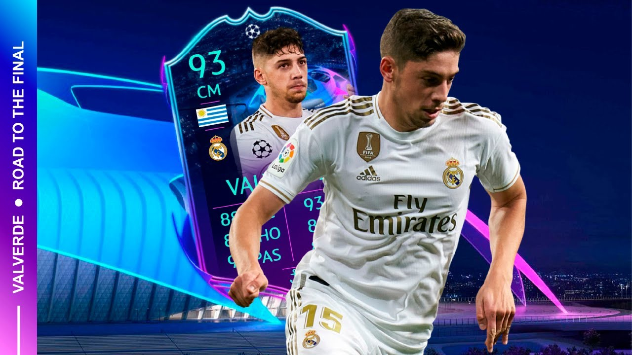 ¿Vale la pena Valverde 93 ULC Road To The Final? - Review en ESPAÑOL - FIFA 20