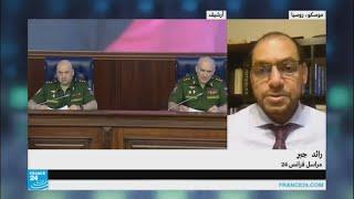 روسيا تنشر قوات من الشرطة العسكرية لمراقبة التزام الهدنة في سوريا