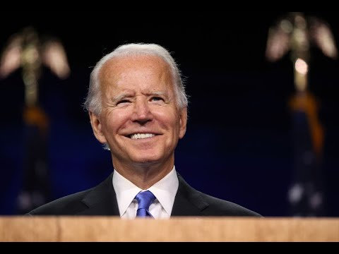 Biden accepts Democratic Party nomination in speech about 'light,' 'hope,' 'love' — with little or no policy specifics