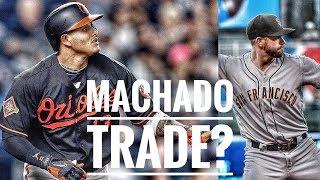 MACHADO TRADE?!? DIAMONDBACKS NEW CLOSER! (MLB Offseason Update #1)
