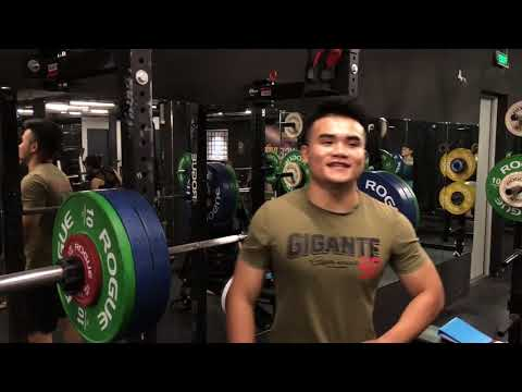 FIRST VIDEO: KID ON FIRE | H2T.POWER | ROAD TO HANOI POWERLIFTING INVITATIONAL 2019 !!!