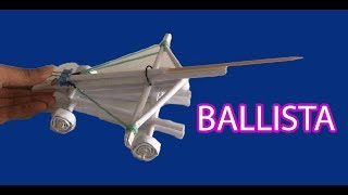 ★ How To Make Ballista In AOE Game