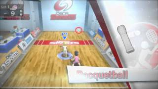 Deca Sports 3 (Wii) Teaser #3