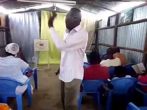 Heavy Hand of God on the Wicked - Kibera Slum Fellowship